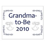 Grandma-to-Be 2010 Small Poster
