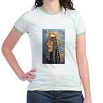 Isis Jr. Ringer T-Shirt