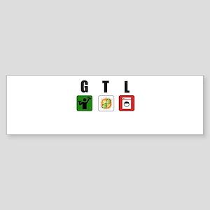 GTL Sticker (Bumper)