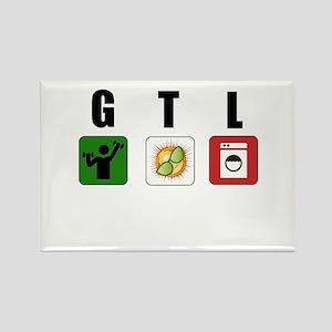 GTL Rectangle Magnet