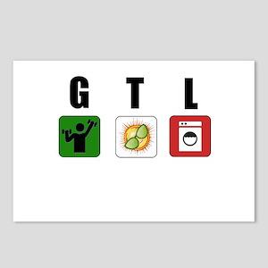 GTL Postcards (Package of 8)