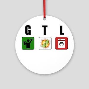 GTL Ornament (Round)