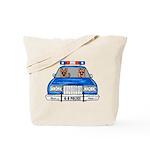 K-9 Police Tote Bag