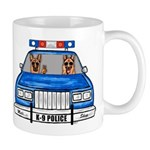 K-9 Police Mugs