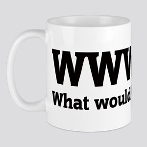 What would Will do? Mug