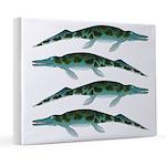 Cymbospondylus 8x10 Canvas Print