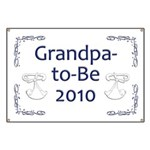 Grandpa-to-Be 2010 Banner