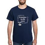 Grandpa-to-Be 2010 Dark T-Shirt