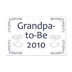 Grandpa-to-Be 2010 Mini Poster Print