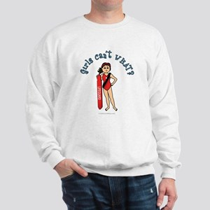 Light Lifeguard Sweatshirt