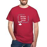 Mom-to-Be 2010 Dark T-Shirt