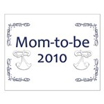 Mom-to-Be 2010 Small Poster