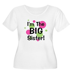 I'm The Big Sister! T-Shirt