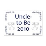 Uncle-to-Be 2010 Mini Poster Print