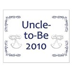 Uncle-to-Be 2010 Small Poster