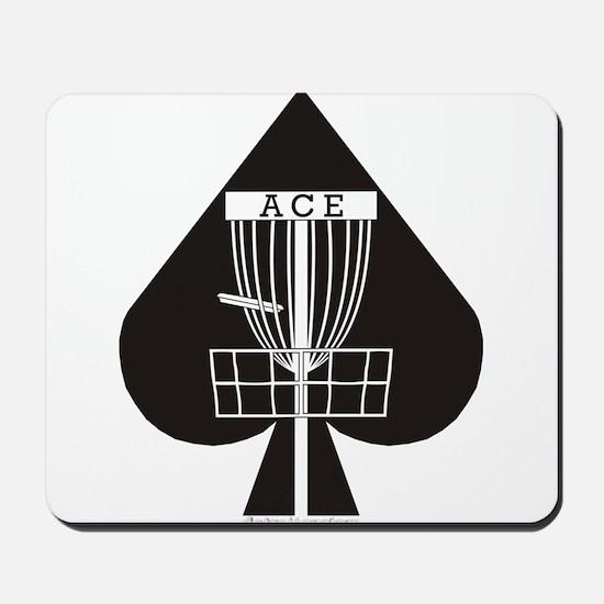 Disc Golf ACE Mousepad