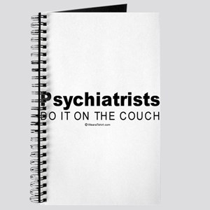 Psychiatrists do it on the couch - Journal
