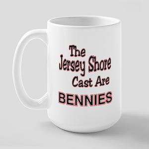 What Benny? Large Mug