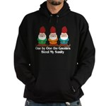 One by one the Gnomes steal my sanity Hoodie (dark