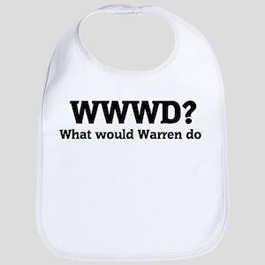 What would Warren do? Bib
