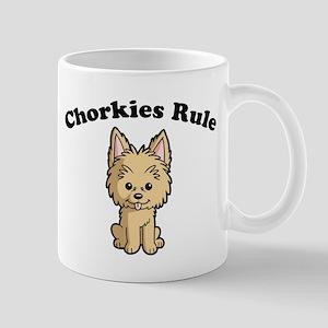 Chorkies Rule Mug
