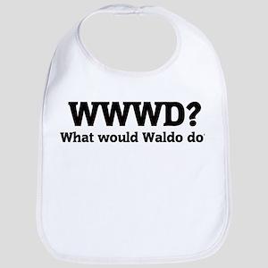 What would Waldo do? Bib