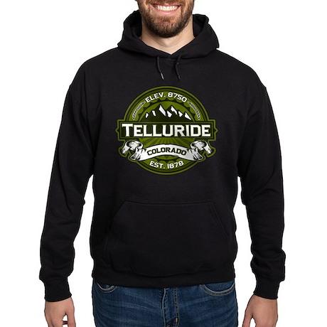 Telluride Olive Hoodie (dark)