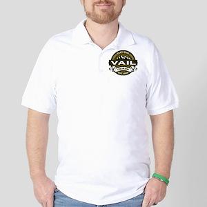 Vail Olive Golf Shirt