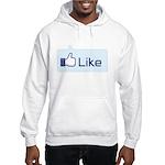 Like Hooded Sweatshirt