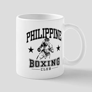 Philippine Boxing Mug