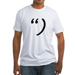 Snark Fitted T-Shirt