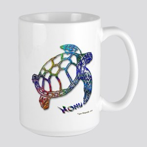 HONU-10-outlinie Mugs