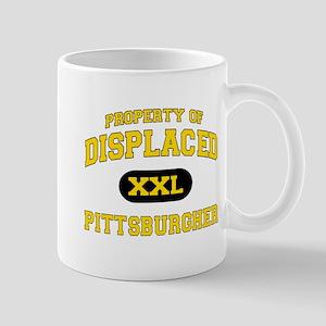 Displaced Pittsburgher Mug