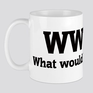 What would Tommy do? Mug