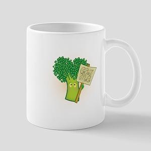 """Eat Me!"" Vegetarian Mug"