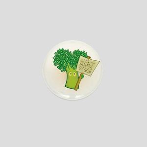 """Eat Me!"" Vegetarian Mini Button"