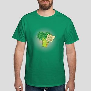 """""""Eat Me!"""" Vegetarian Dark T-Shirt"""