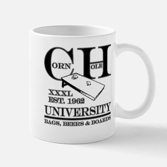 Cornhole University - Bags, B Mug