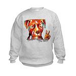Love my Pit Bull Sweatshirt