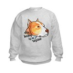My Baby is a Rescue Sweatshirt