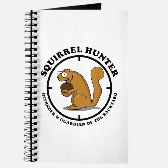 Squirrel Hunter Journal