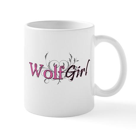 Vampire Girl Mug