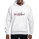 Vampire Girl Hooded Sweatshirt