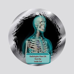 Radiologists Ornament (Round)