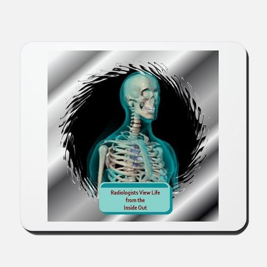 Radiologists Mousepad