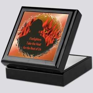 Firefighters Keepsake Box