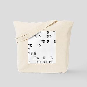 Sassy Steno Tote Bag