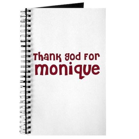 Thank God For Monique Journal
