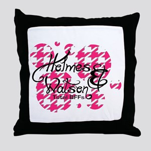 Total BFFs Swag Throw Pillow