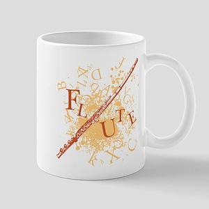 Flute Explosion Mug